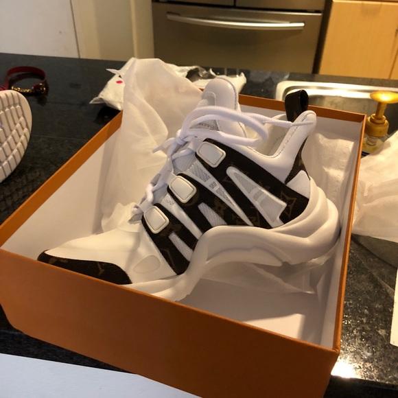 07b005d548f Louis Vuitton Shoes - LV Archlight Sneakers